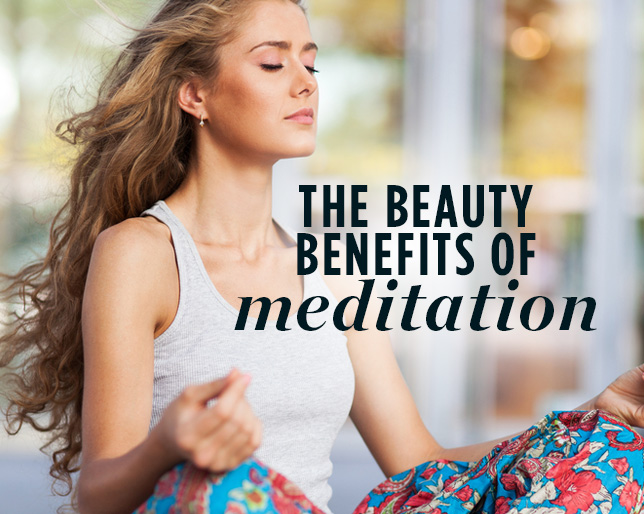 beauty benefits meditation - hair loss treatment for female