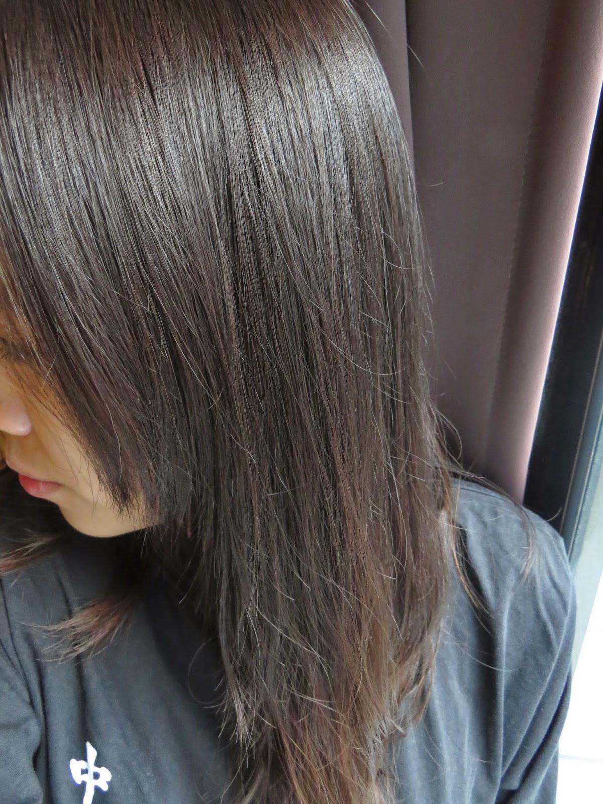 Memories Review Liese Hair Dye Ash Brown