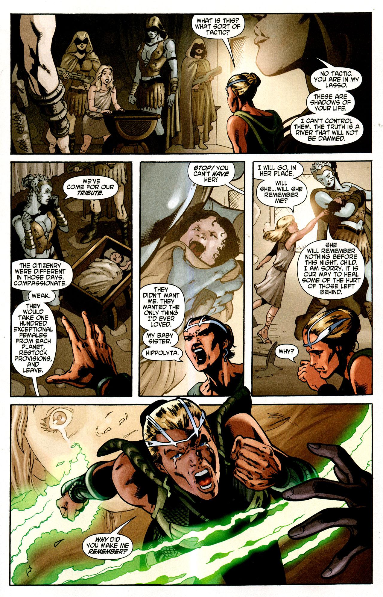 Read online Wonder Woman (2006) comic -  Issue #43 - 19