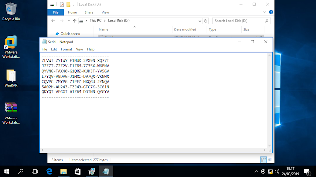 Cara Instalasi Software VMware Workstation Pro 12 - AndryTech