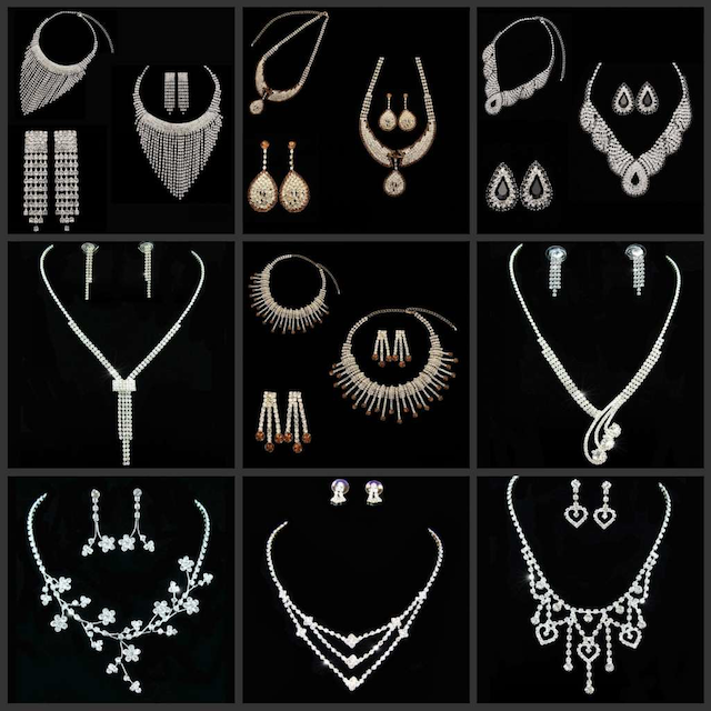 Wedding Jewelry Type