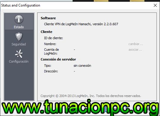 LogMeIn Hamachi Full Español