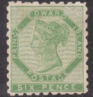 Canada Prince Edward Island Stamp 3