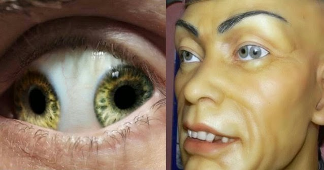ASIKTAU Kumpulan gambar mata aneh yang dimiliki manusia