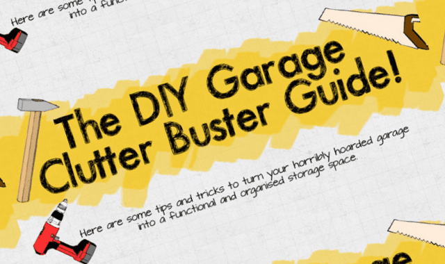 The DIY Garage Clutter Buster Guide
