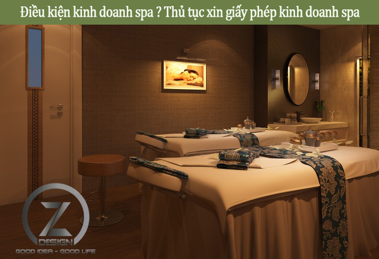 kinh doanh spa