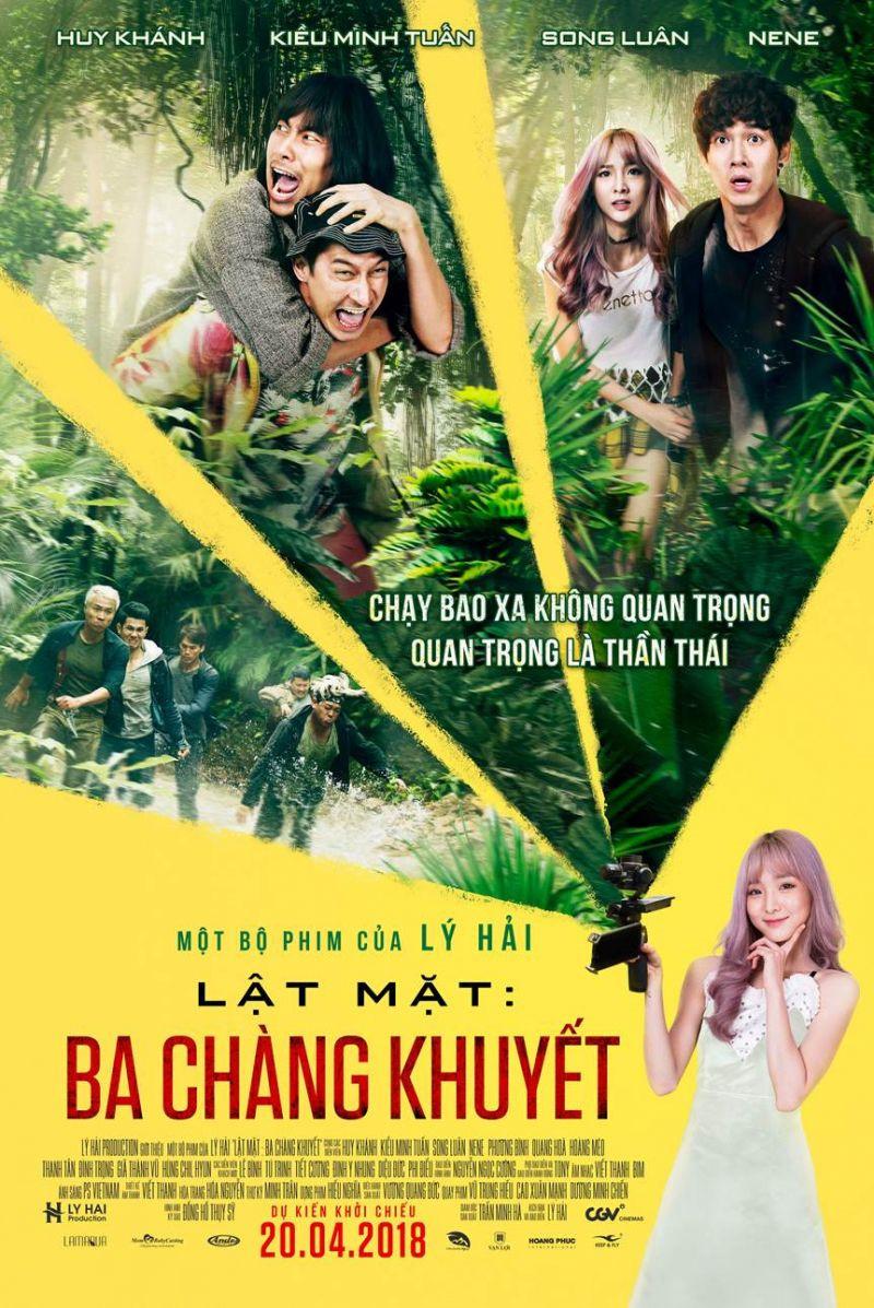 Xem Phim Lật Mặt 3: Ba Chàng Khuyết 2018