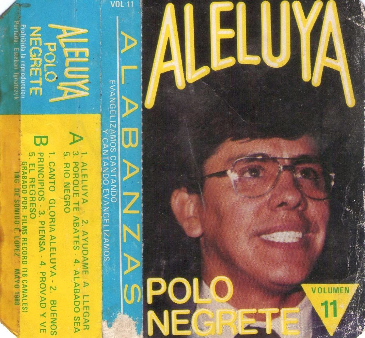 Polo Negrete-Vol 11-Aleluya-