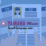 Info Lowongan Kerja PT. Yamaha Music Manufacturing Asia Lengkap    Surat - Lamaran