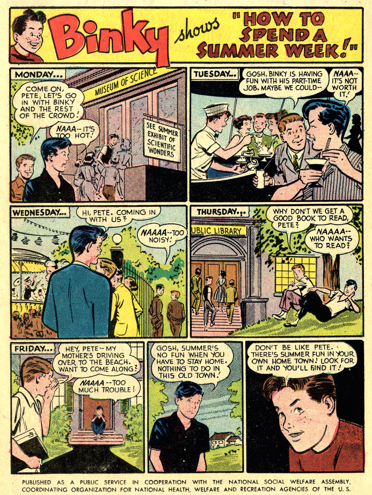 Read online Detective Comics (1937) comic -  Issue #236 - 14