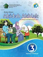 Buku K13 PAI MI 3 Akidah Akhlak
