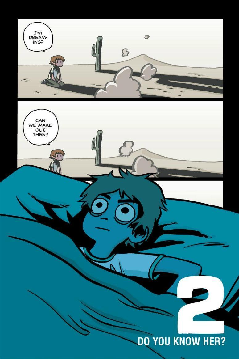 Read online Scott Pilgrim comic -  Issue #1 - 37