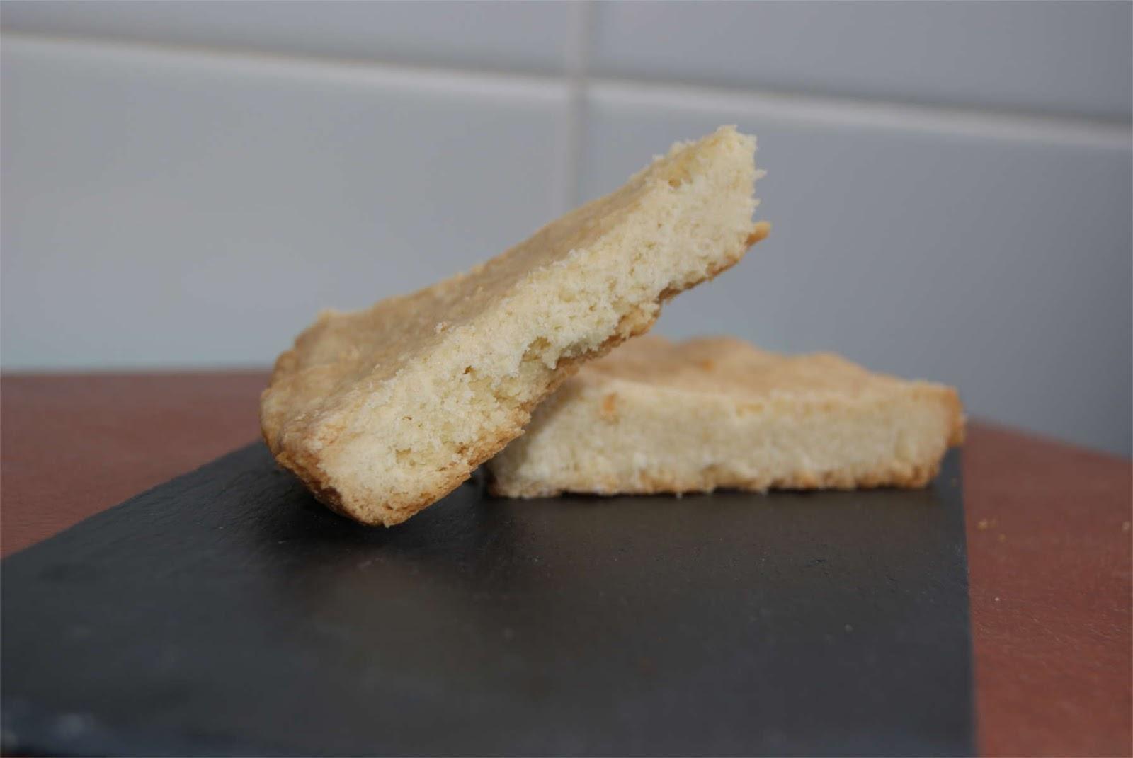 Receta de torta de mantequilla
