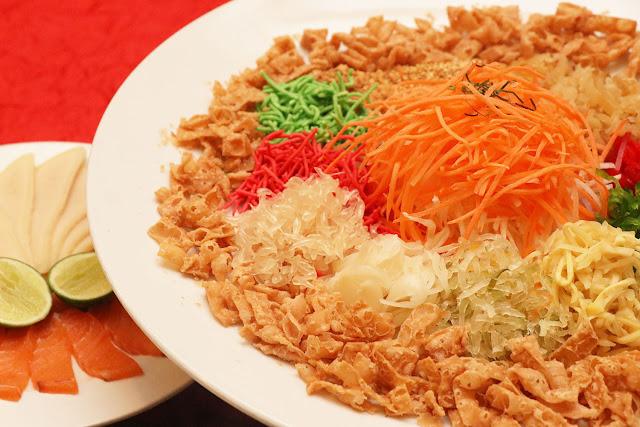 CNY 2019 Auspicious Yee Sang Tung Yuen Chinese Restaurant