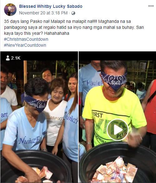 Bagong palaro para sa Pasko!