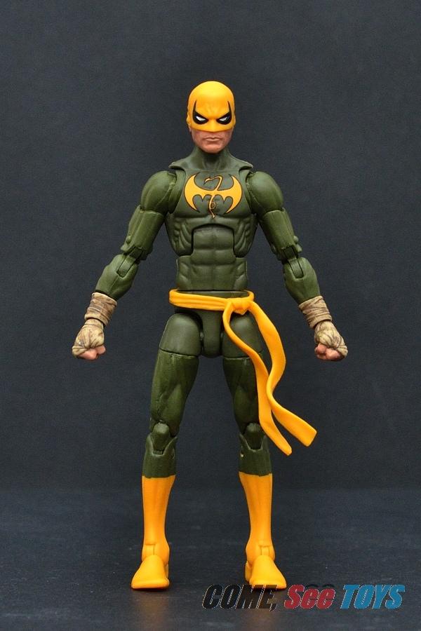 Iron fist marvel toys