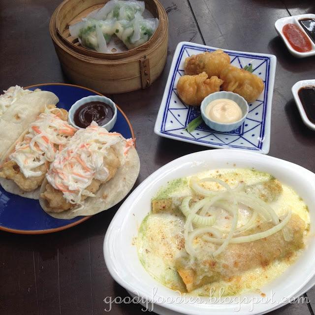 Vb Restaurant Menu