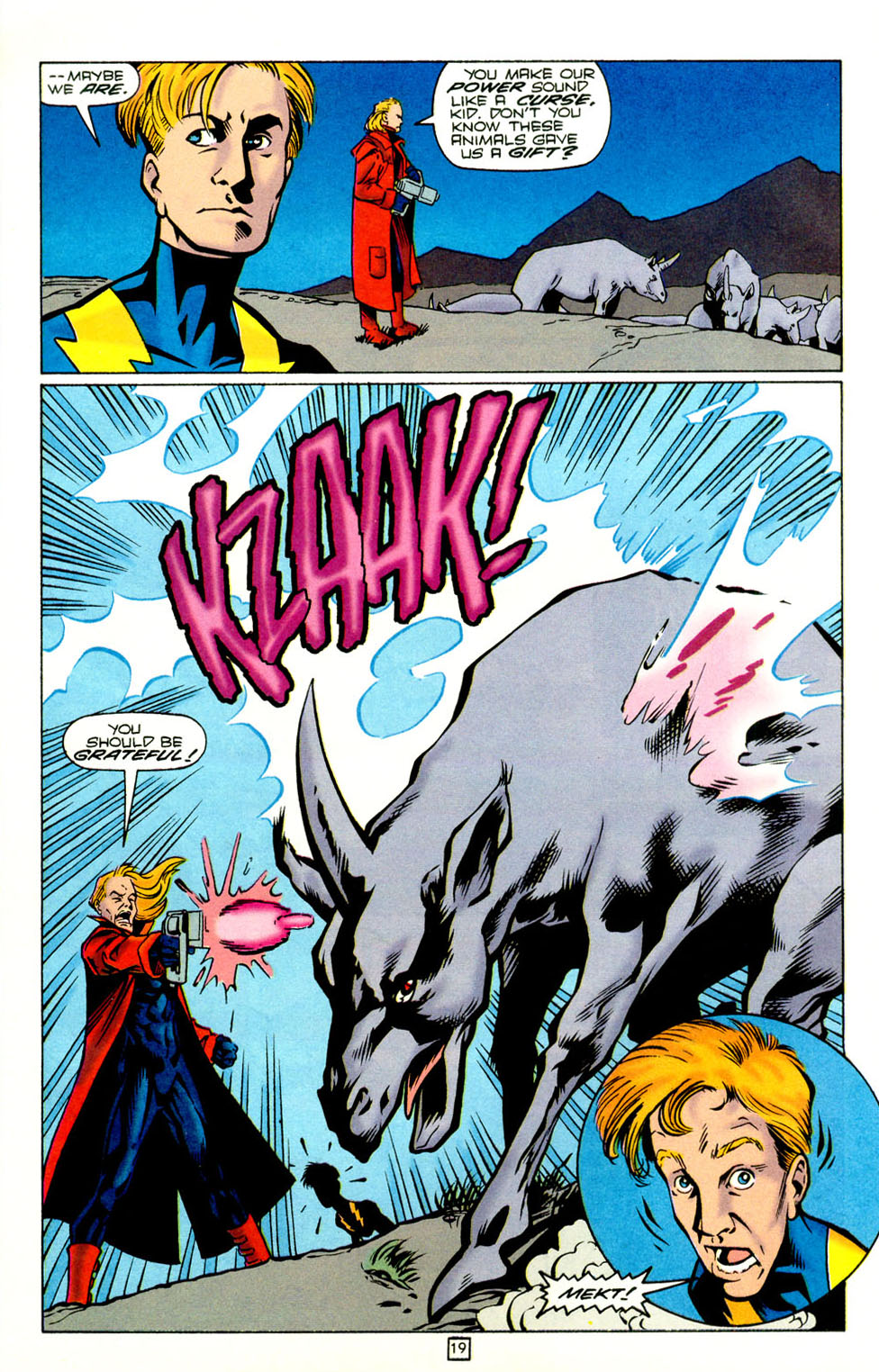 Legion of Super-Heroes (1989) 73 Page 19