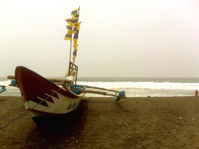 Wisata Pantai Jati Malang
