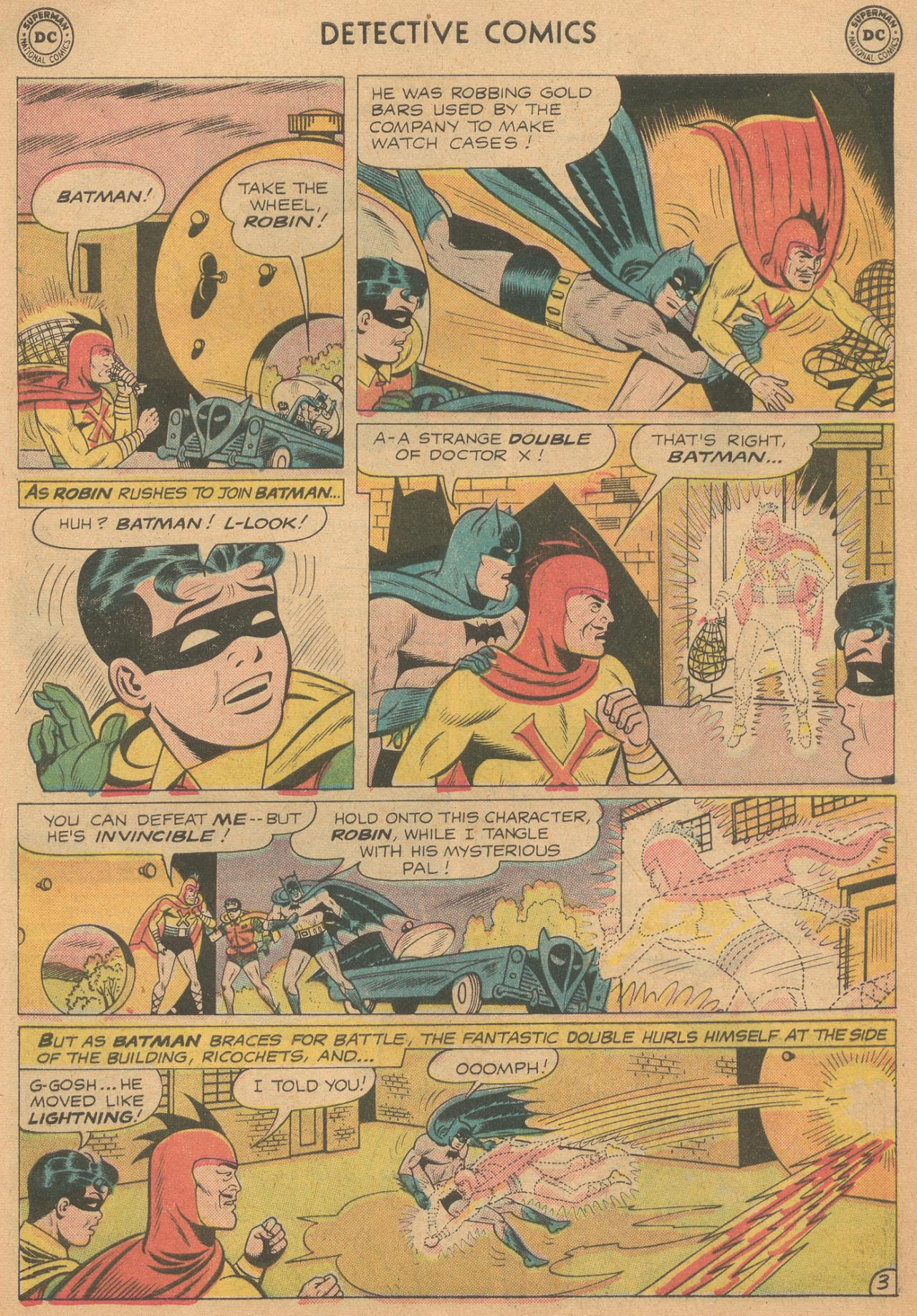 Read online Detective Comics (1937) comic -  Issue #261 - 5
