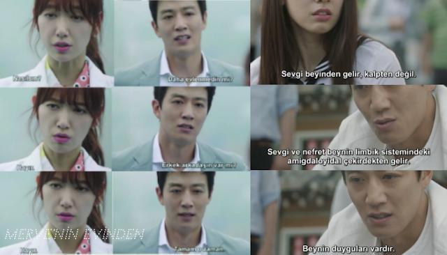 Çok sıkıldığım Kore dizisi:Doctors