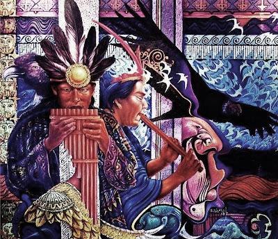 indios-al-oleo-pinturas