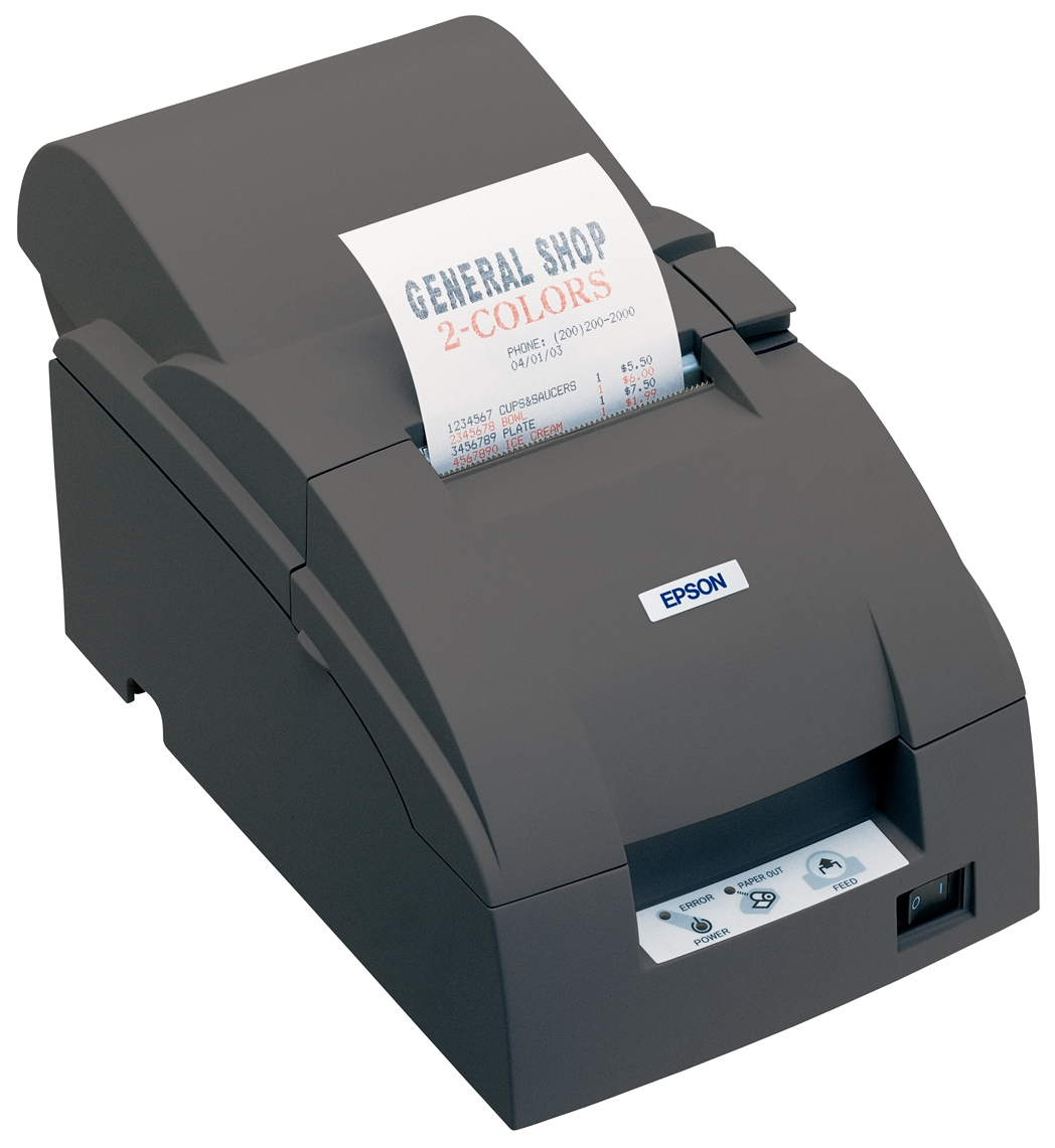 Epson TM-U220 Impact Receipt Printer