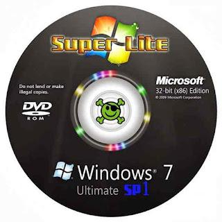 Windows 7 Super Lite Edition 32 / 64 Bit Free Download