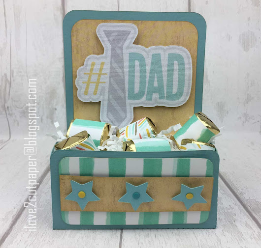 Father's Day Gift Box - Pazzles Design Team