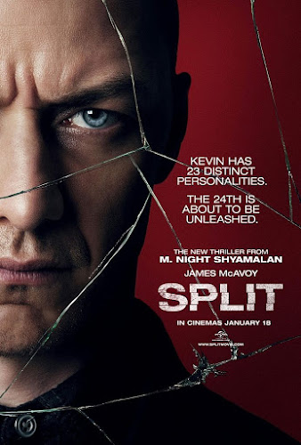 Split (BRRip 1080p Dual Latino / Ingles) (2016)