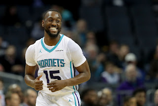 Kemba Walker of Charlotte Hornets
