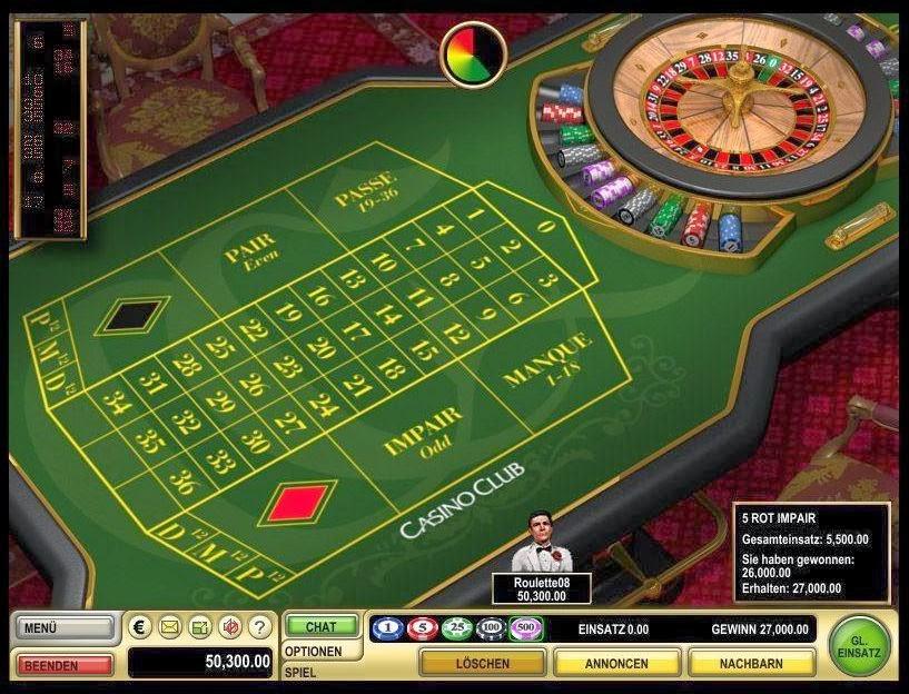 Online roulette ab 10cent