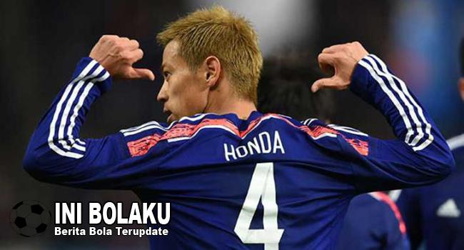 Sejak Usia 6 Tahun, Honda Sudah Mimpi Raih Trofy Piala Dunia