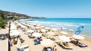 Grekland Semester Hotell Och Lagenheter Stalis Strander Pa Kreta