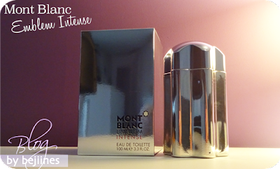 Parfum - Mont Blanc : Emblem Intense