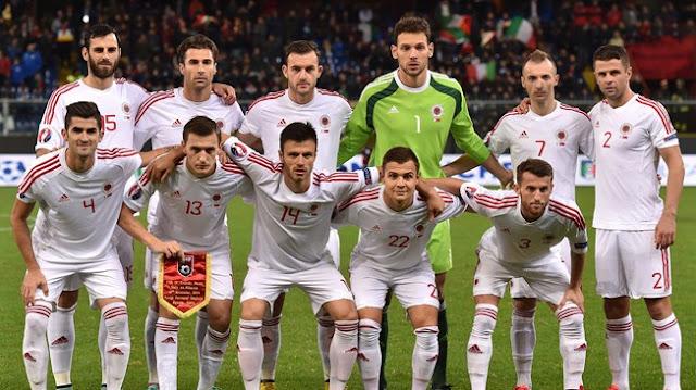 Albania aún puede ir a Rusia 2018