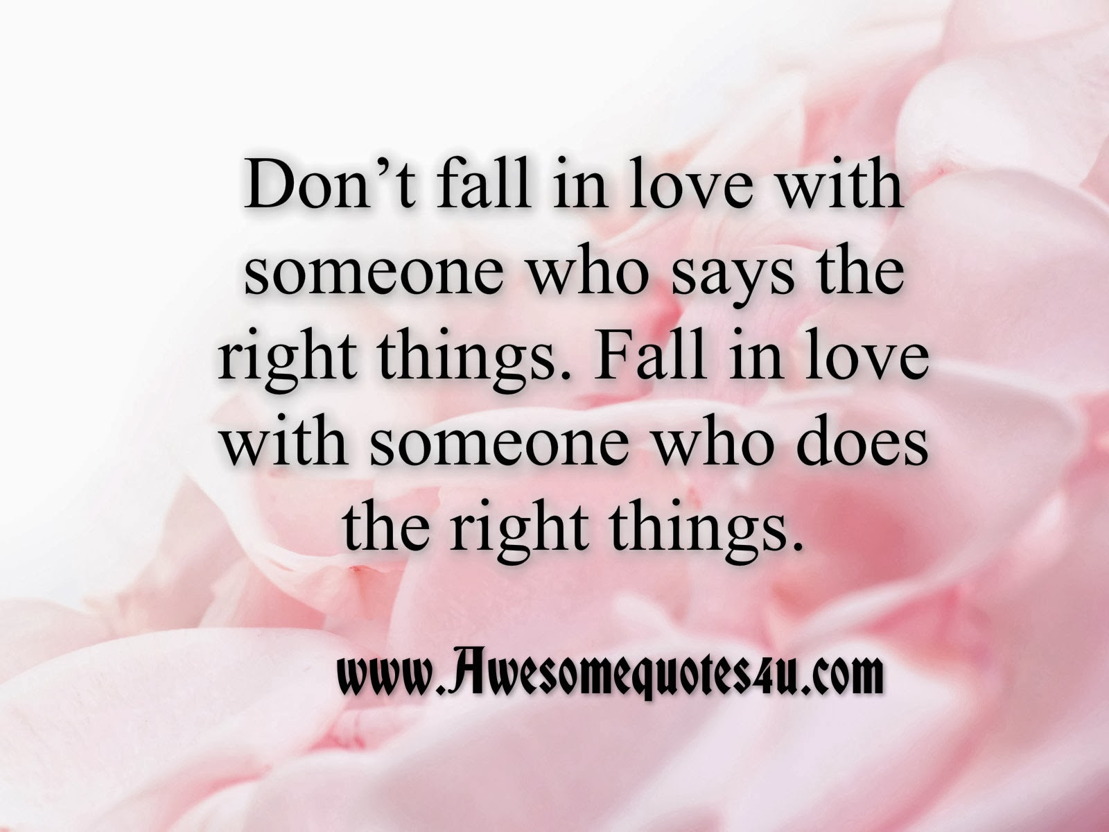 men dont fall in love