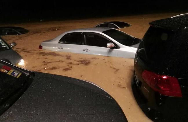 Detik Cemas Kuala Lumpur Dilanda Banjir Kilat