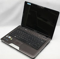 Laptop 2nd - Toshiba U505-S2010