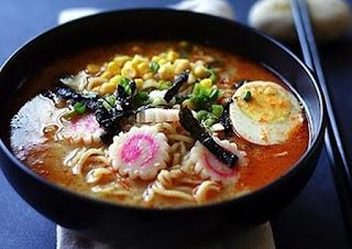 Mie Ramen Masakan China Enak