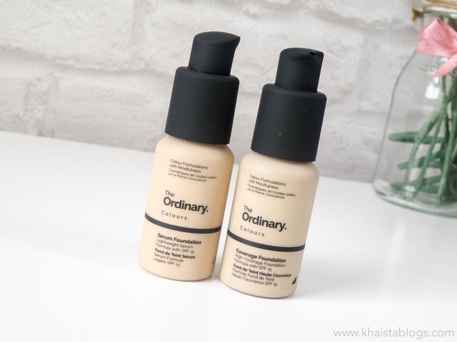 The ordinary foundations review