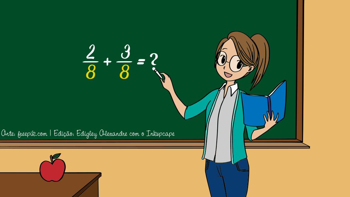 TCC: um estudo sobre abordagens de números fracionários na escola básica