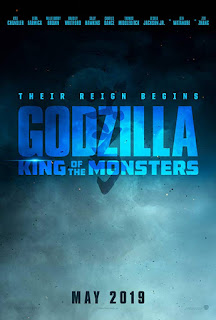 Godzilla: King of the Monsters - Poster & Trailer