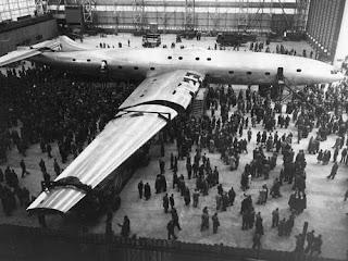 El avión Bristol Type 167 Brabazon