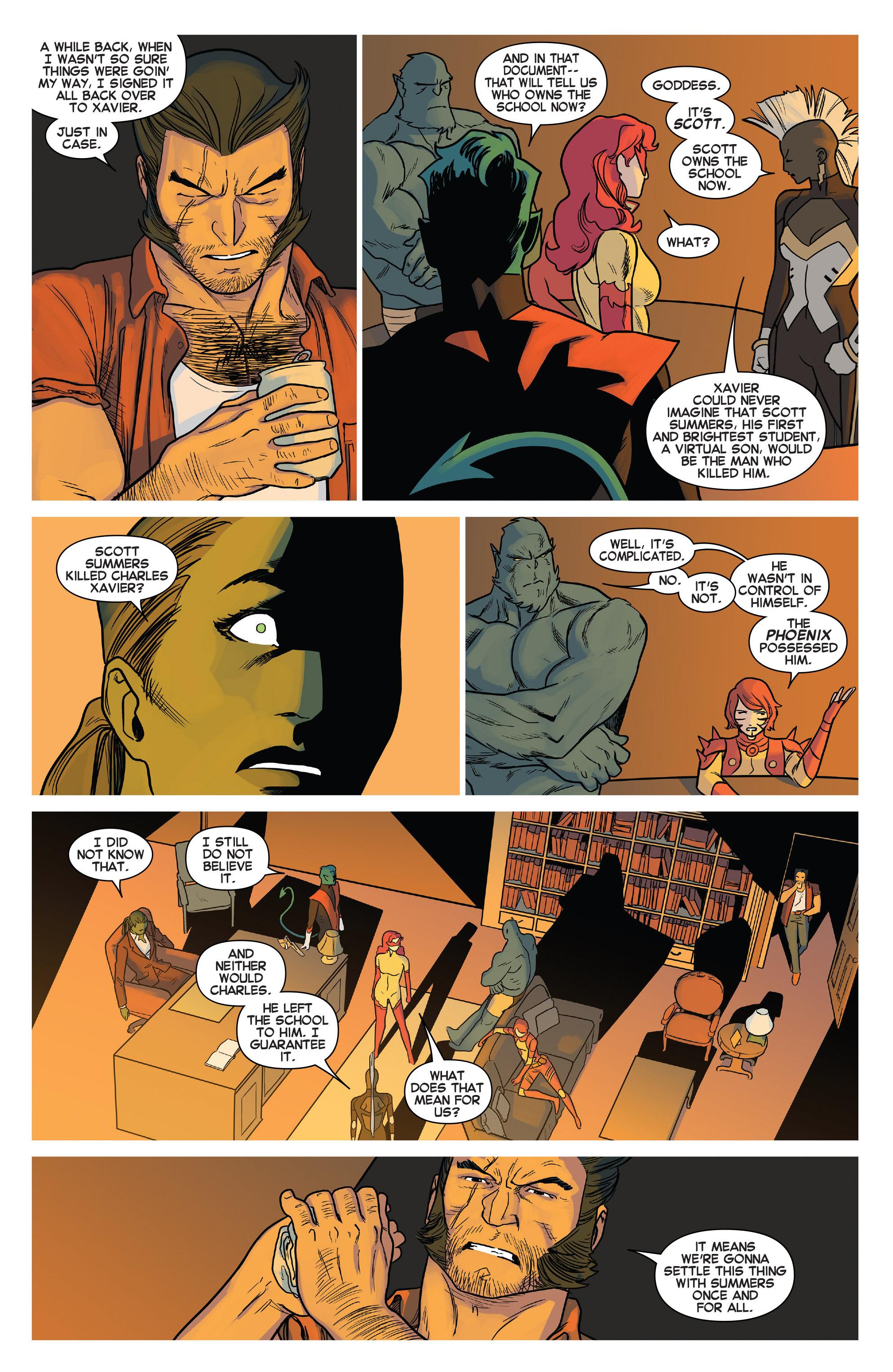 Read online Uncanny X-Men (2013) comic -  Issue #24 - 6