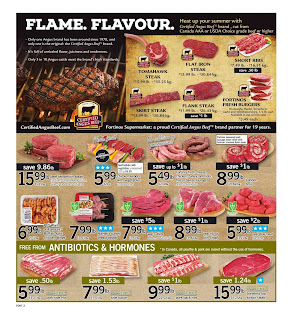 Fortinos Canada Flyer July 20 - 26, 2017