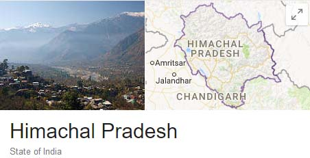 How to Search Aadhaar Bank Enrolment Center in Himachal Pradesh