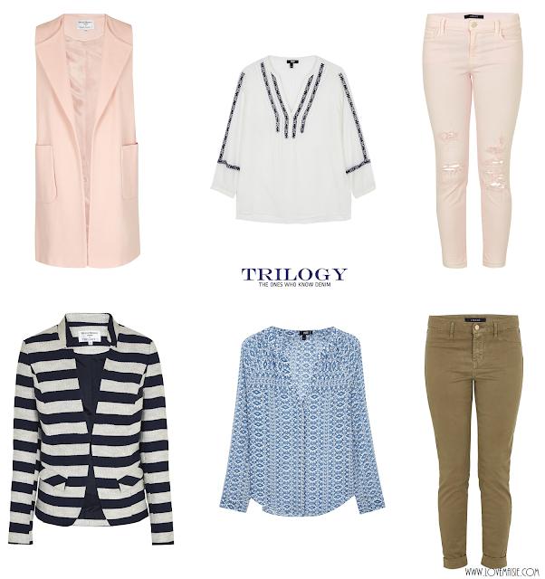 Trilogy Stores | Lust List | Love, Maisie