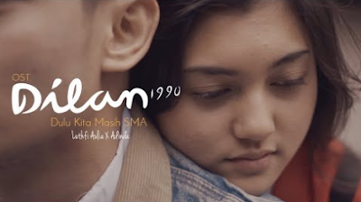 Ost Dilan - Dulu Kita Masih Sma Luthfi Aulia Feat. Adinda (Cover)