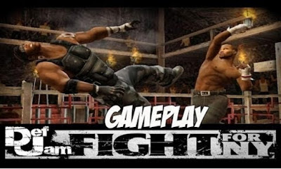 download Game PSP Def Jam Fight For NY CSO HighCompress
